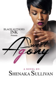 Cover Art for Sweet Agony by Shenaka Sullivan