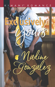 Cover Art for Exclusively Yours by Nadine Gonzalez
