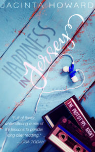 Cover Art for Happiness In Jersey by Jacinta Howard