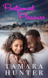 Cover Art for Postponed Pleasure by Tamara Hunter