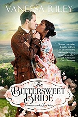 Cover Art for The Bittersweet Bride by Vanessa Riley