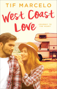 Cover Art for WEST COAST LOVE by Tif Marcelo