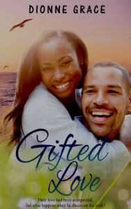 Cover Art for Gifted Love by Dionne Grace