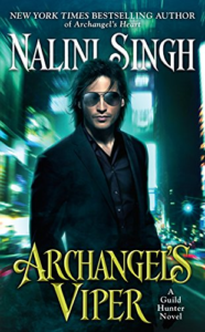 Cover Art for Archangel's Viper (A Guild Hunter Novel) by Nalini  Singh