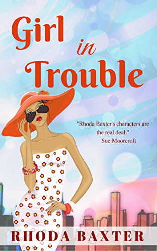 Cover Art for Girl In Trouble: A summer romance (Smart Girls Book 3) by Rhoda Baxter