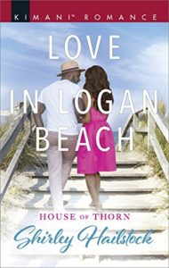 Cover Art for Love In Logan Beach by Shirley Hailstock