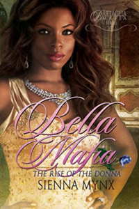 Cover Art for Bella Mafia (Battaglia Mafia Series Book 7) by Sienna Mynx
