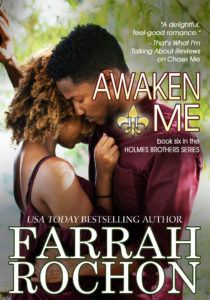 Cover Art for Awaken Me by Farrah Rochon