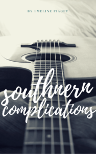 Cover Art for Southern Complications by Emeline Piaget