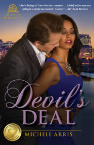 Cover Art for Devil's Deal by Michele Arris