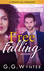 Cover Art for Free Falling by G.G. Wynter