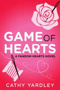 Cover Art for Game of Hearts by Cathy Yardley