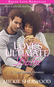 Cover Art for Love's Ultimate Balm by Mickie Sherwood
