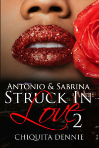 Cover Art for Antonio and Sabrina Struck In Love 2 by Chiquita Dennie