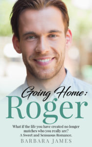 Cover Art for Going Home:  Roger by Barbara  James