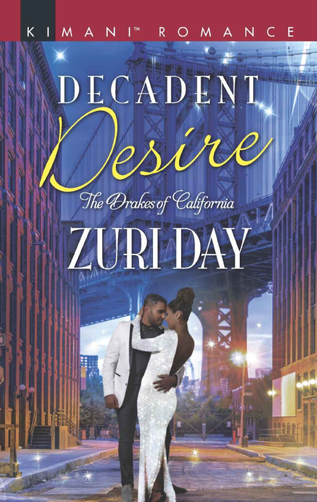 Cover Art for Decadent Desire (The Drakes of California) by Zuri Day