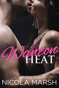 Cover Art for Wanton Heat (Hot Island Nights Book 2) by Nicola Marsh