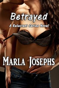 Cover Art for Betrayed by Marla Josephs