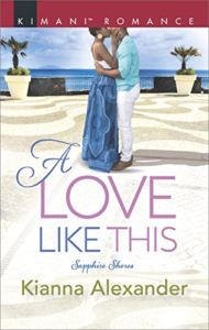 Cover Art for A Love Like This (Sapphire Shores) by Kianna Alexander
