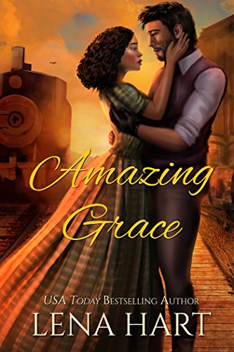 Cover Art for Amazing Grace (Hearts at War Book 3) by Lena  Hart