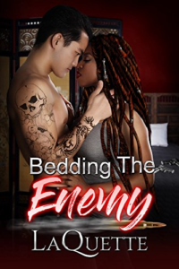 Cover Art for Bedding The Enemy by LaQuette