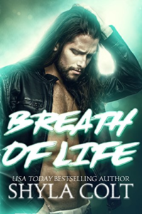 Cover Art for Breath Of Life by Shyla Colt
