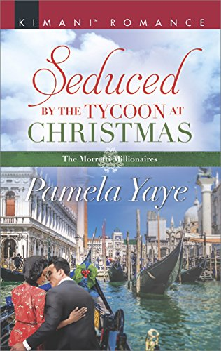 Cover Art for Seduced by the Tycoon at Christmas (The Morretti Millionaires) by Pamela Yaye