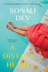 Cover Art for A Distant Heart by Sonali Dev