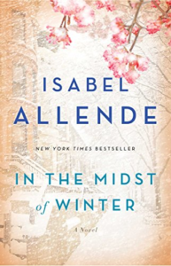 Cover Art for In the Midst of Winter by Isabel  Allende