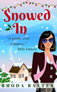 Cover Art for Snowed In: A heartwarming Christmas novella (Trewton Royd small town romances Book 1) by Rhoda Baxter