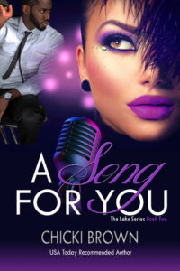 Cover Art for A Song For You by Chicki Brown