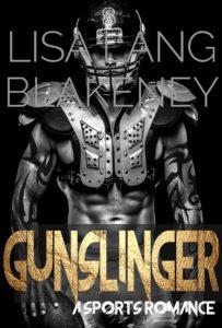Cover Art for Gunslinger by Lisa Lang-Blakeney