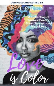 Cover Art for Love is Color Anthology by L. Loren