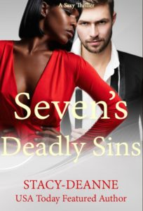 Cover Art for Seven's Deadly Sins by Stacy-Deanne