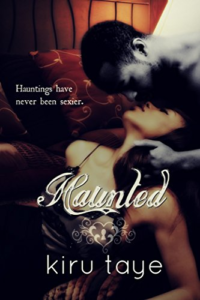 Cover Art for Haunted by Kiru Taye