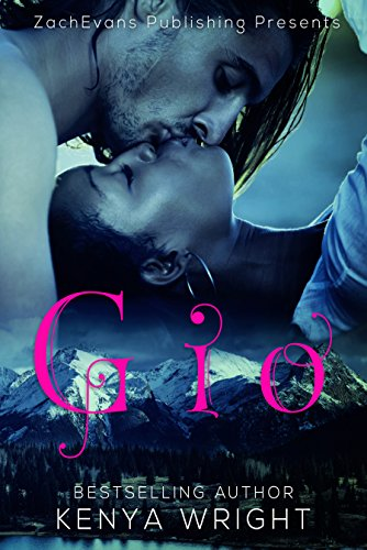 Cover Art for Gio by Kenya Wright