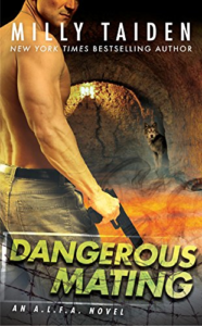 Cover Art for Dangerous Mating (An A.L.F.A. Novel) by Milly Taiden