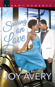 Cover Art for Soaring on Love (The Cardinal House) by Joy Avery
