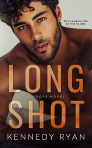 Cover Art for LONG SHOT by Kennedy Ryan