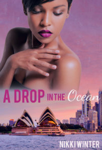 Cover Art for A Drop in the Ocean by Nikki Winter
