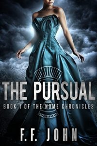 Cover Art for The Pursual by F. F. John