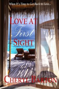 Cover Art for Love at First Sight by Cheryl Barton
