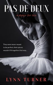 Cover Art for Pas De Deux: A Dance For Two by Lynn Turner