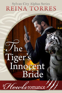 Cover Art for The Tiger's Innocent Bride by Reina Torres