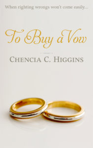 Cover Art for To Buy a Vow by Chencia C. Higgins