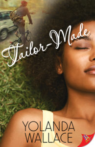 Cover Art for Tailor-Made by Yolanda Wallace