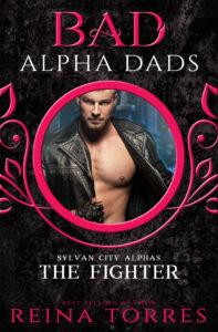 Cover Art for The Fighter by Reina Torres