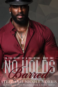 Cover Art for No Holds Barred by Stephanie Nicole Norris