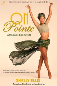 Cover Art for On Pointe by Shelly Ellis