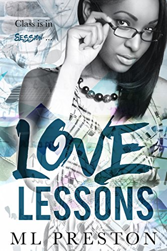 Cover Art for Love Lessons by ML Preston